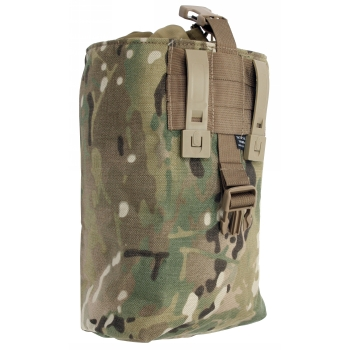 Tactical Tailor Fight Light Roll Up Dump Bag Black