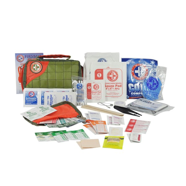 Wise Food Outdoor First Aid Kit - 123 Pieces