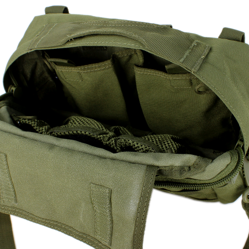 Condor Utility Shoulder Bag Olive Drab