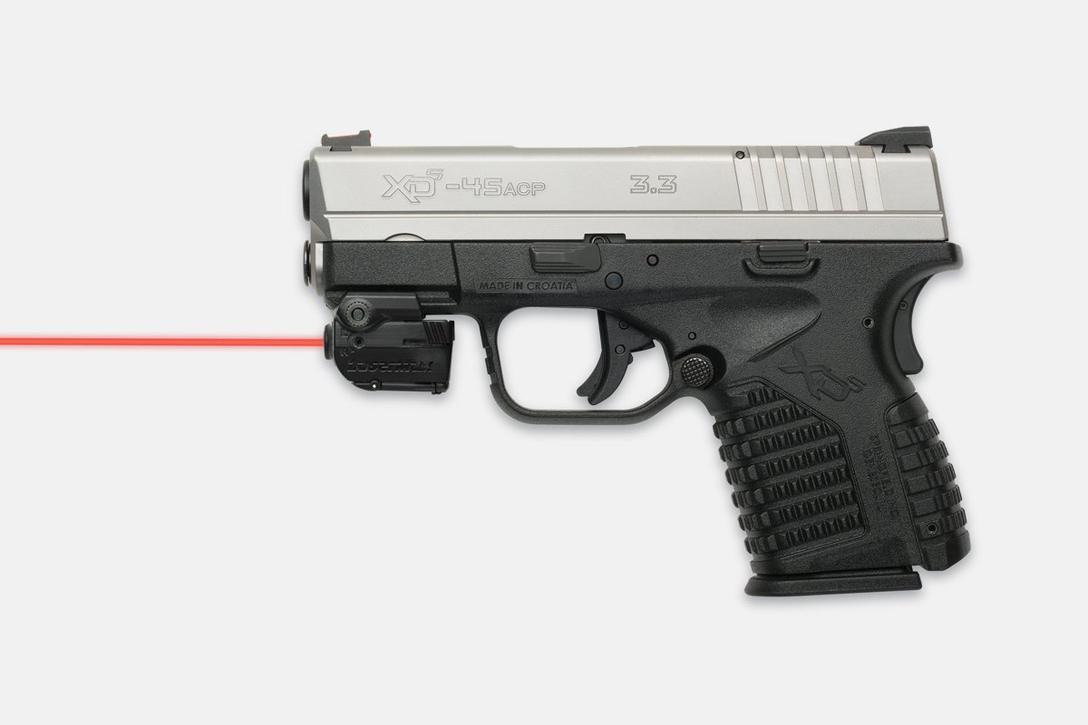 Laser Max Rail Mounted Lasers & Lights MICRO-R
