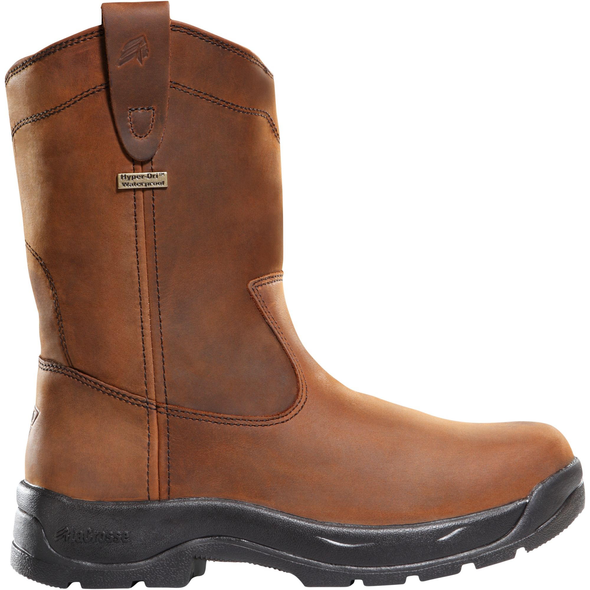 5494ca1b1 Internal pull loops offer a quick and easy way to transition your boots  from being rolled down to rolled up.