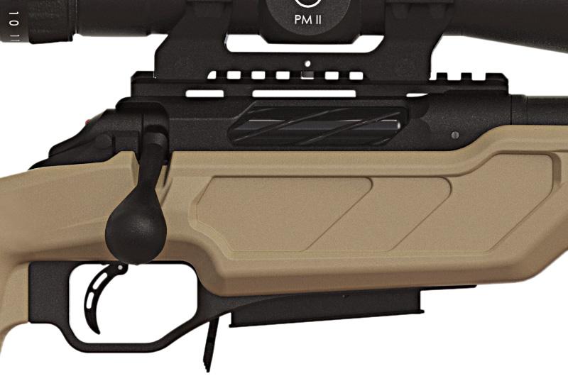 Cadex Defence Sheepdog Custom Action only, Short Action , Bolt Type B