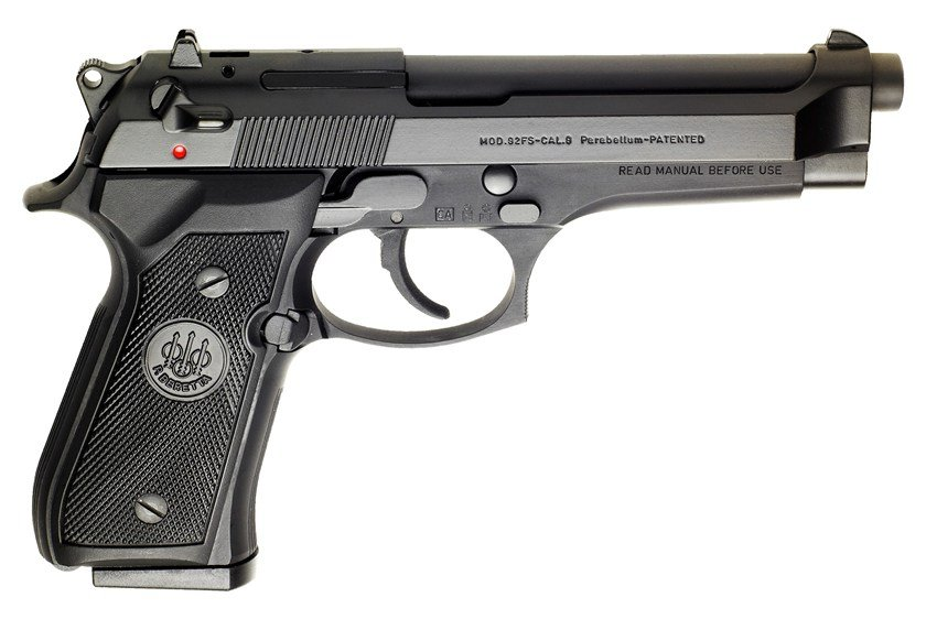 Lockhart Tactical | Military and Police Discounts up to 60% OFF - Beretta 92FS 9mm Bruniton ...