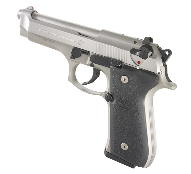 Lockhart Tactical | Lowest Price on Military and Law Enforcement Equipment  - Beretta 92FS 9mm Inox Pistol - Restricted