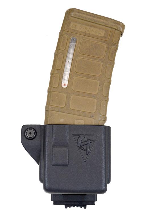 HSG AR 5 56/ 223 Mag Pouch (OWB, Kydex)