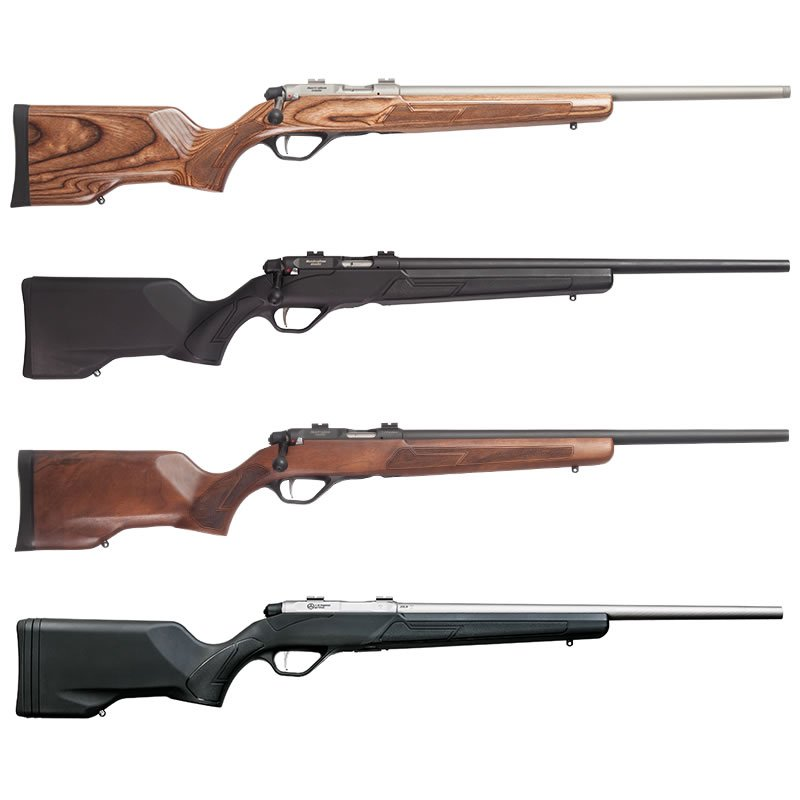 Lithgow LA101 Crossover Rimfire Bolt Action Rifle (Non-Restricted)