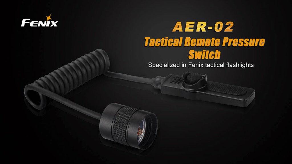 Fenix Flashlights Remote Pressure Switch