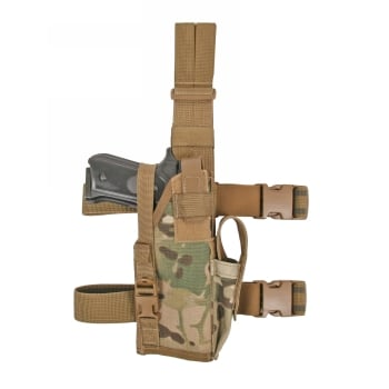 Tactical Tailor - Tac Holster : Olive Drab 1911/Hi-Power Left Hand With  Strap