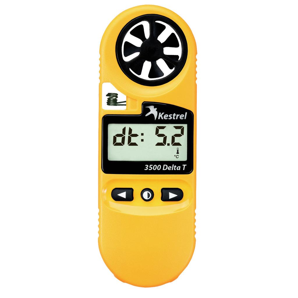 estacion meteorologica portatil kestrel 3500 delta T