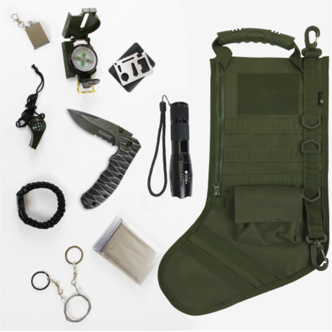 Tactical Christmas Stocking.Lockhart Tactical Pre Stuffed Tactical Christmas Stocking 52 Off
