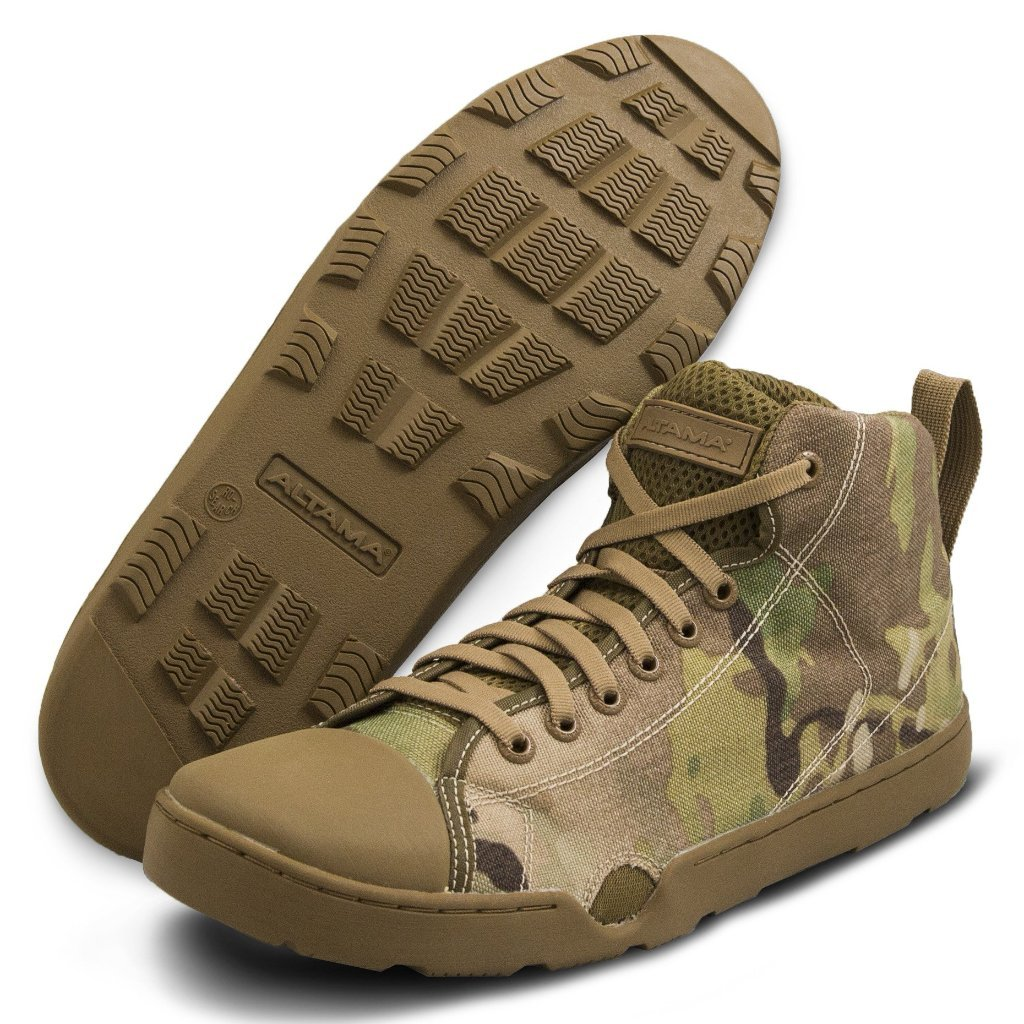 d1589da83589 Altama OTB Maritime Assault Mid Shoe  Multicam 10
