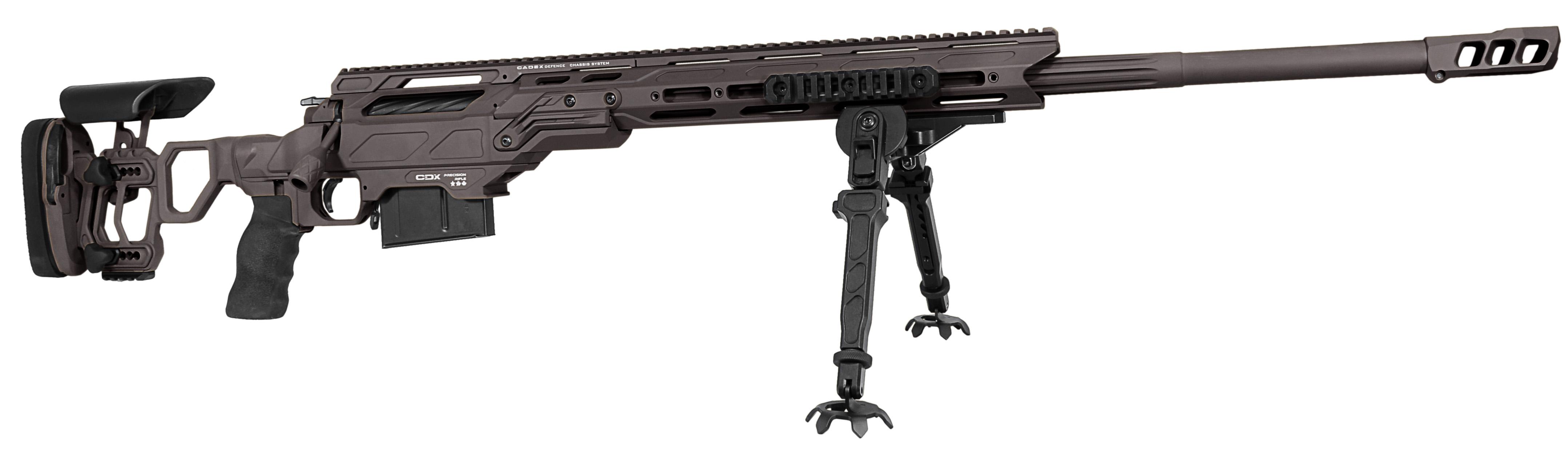 Cadex Defence - Patriot Tac Rifle (338 Lapua Mag)