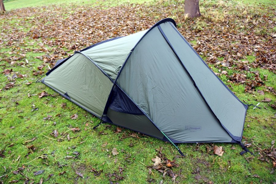 Snugpak Scorpion 2 Tent & Lockhart Tactical   Lowest Price on Military and Law Enforcement ...