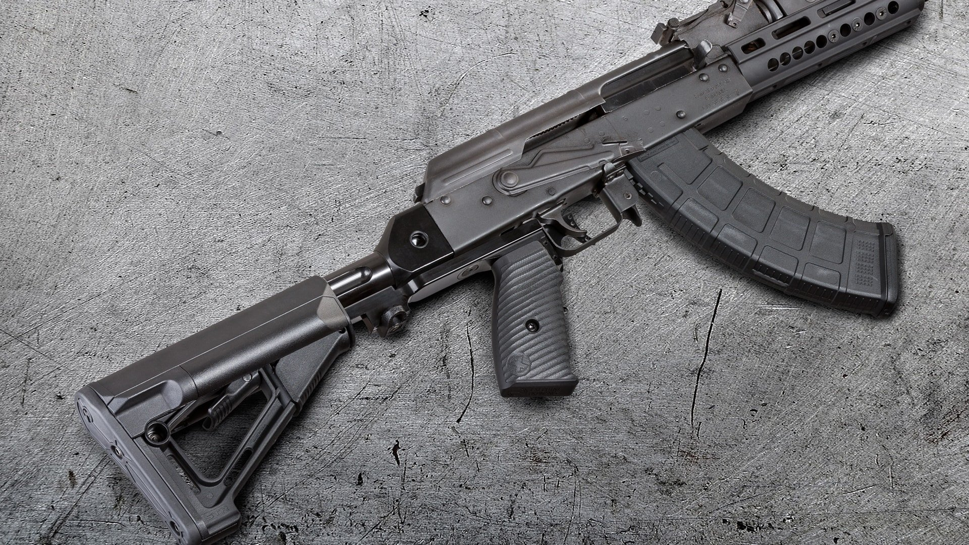 Military Tanks For Sale >> Lockhart Tactical | Military and Police Discounts up to 60% OFF - Slidefire SSAK-47 HYB PAP - RH ...