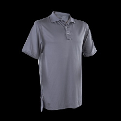 Tactical & Duty Gear Precise Tru Spec 24-7 Series Mens Short Sleeve Polo Shirt Silver Tan Navy Black Grey Clothing, Shoes & Accessories